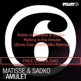 Adele vs Matisse & Sadko - Rolling in the Amulet (Sonic Dee and PhilBu Reboot 2013)
