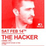 The Hacker @ Prozak 2.0 Club (2015.02.14 - Kraków, Poland)