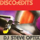 Steve Optix - Disco:Edits