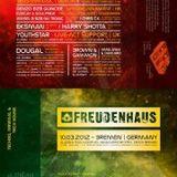 Shorty (Jack&Cuzzi) live @Dreamland Bremen 10.3.2012