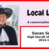 Local Lives on RedShift with Susan Sellers