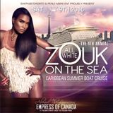 Preview_All White Zouk On The Sea |  July 9th 2016 @ Empress of Canada