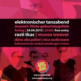 Rasti Tkac - Elektronischer Tanzabend Im Senkel Teaser [20150424]
