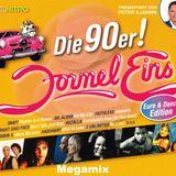 Formel Eins - Die 90er (Euro & Dance Edition Megamix by DJ Shorty)