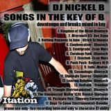 Downtempo Mix- Songs in the Key of B (mixed in key by Nickel B)