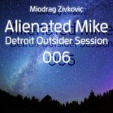 Alienated Mike - Detroit Outsider Session 006