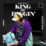 MURO presents KING OF DIGGIN' 2019.07.02 【DIGGIN' 波ジャケ】