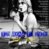 MAGIC MIXTURE COMPLETE RADIO SHOW 7 SEPTEMBER 2016 - THE ROAD TO PUNK PART 1