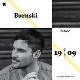Burnski - fabric x Air London Mix