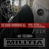 Orbe m.s NTCM sesion dominical Nation TECNNO militia