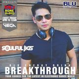 "106.7 Home Radio guesting "" Breakthrough "" brought to you by BLU Energy Drink"