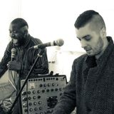 Young Fathers in session for The Selector for the British Council
