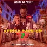 DJ CHAN - AFRICA RAVE-UP 2 [DJ CHAN THE LEGEND] (VIBEZONE DJZ)