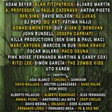 Alan Fitzpatrick @ Aquasella Festival 2013 Spain 03-08-2013