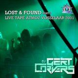 Lost & Found part 2: Live Tape Atmoz Vosselaar 2001