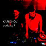 KARIONOV - Podcast#7