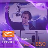 Armin van Buuren - A State Of Trance Episode 850 XXL - Gareth Emery & Ashley Wallbridge Guest Mix