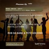 Real Ibiza - Rob Da Bank at Hostal La Torre