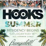MOOMBALICIOUS SUMMER VOL 1 ( DJ HOOKS CHILL BEACH VIBE LIVE SET @BUNGALOW BEACH ATLANTIC CITY, NJ)