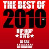THE BEST OF 2010 (HIP HOP & RNB) Feat Dj Rude Boy