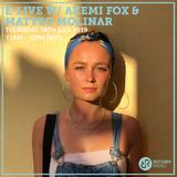 E-Live w/ Akemi Fox and Matteo Molinar 18th July 2019