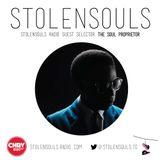 The Soul Proprietor - StolenSouls Radio, Guest Selectah Sessions - Dec 14, 2013