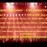 Techno 2 Hardtechno Celebration Edition 07/2016