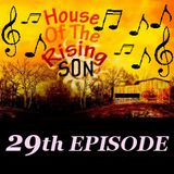 HOUSE OF THE RISING SON - 28th EPISODE (Housescape Radio - 9.1.14)