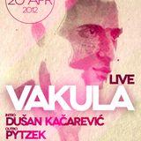 Dusan Kacarevic warm up mix 4 Vakula