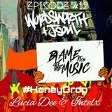 Honey Drop - Session 12 - Wordsworth & JSoul - 2-Oct-16