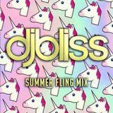 Summer Fling Mix - Dj Bliss (2016)