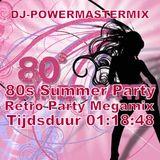 80s Summer Party Retro Party Megamix