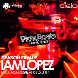 IAMLOPEZ live at Cielo NYC Aug 22, 2014