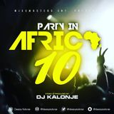 Dj kalonje Party In Africa 10