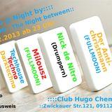 Milousz - Preview 06.12.13 Hugo @ Night