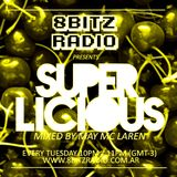 May Mc Laren @ Superlicious 010, at 8Bitz Radio | July 2nd, 2013