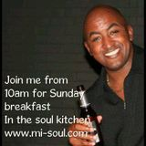 The Soul Kitchen - Sunday July 23rd 2017