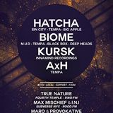 Test run for Hatcha/Biome Oct 18 NYC