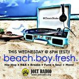 BeachBoyFresh Show Episode #3 (11.9.2016)