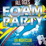 DJ L - FOAM PARTY 2014