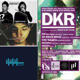 DKR Do Shock Booze Birthday Bash 2016.06.03 Icon Lounge DJ Mix by CHiE Nakajima