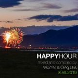 Happy Hour Live by Woofer and Oleg Uris 08.07.2019