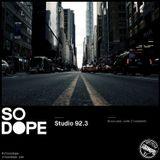 So Dope - Studio 923 (123116)