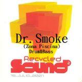 Dr.Smoke - Live @ 2º Recycled Sound,Kea,Madrid (15.7.2001) Zona Piscina (Drum&Bass)