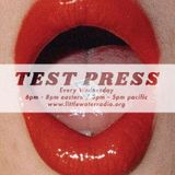 Test Press w/ Ian O'Brien 4/4/17 littlewaterradio.com