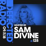 Defected Radio Show presented by Sam Divine - 09.11.18