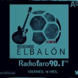 """Aguante entrevisto a """"Rockeando el balón"""" programa transmitido el día 26 de Mayo 2017 por Radio FARO"""