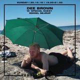 Dee Brown & Mikkel Nejrup // 30.10.18