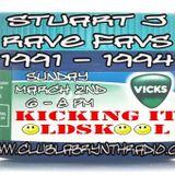 Kicking it Old Skool - Rave Favs part II - Stuart-J