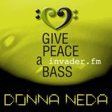 Give Peace A Bass – invader.FM – 11.10.18 – Radio show